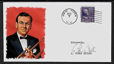 Glenn Miller Big Band Limited Edition Collector's Envelope Repro Autograph A982