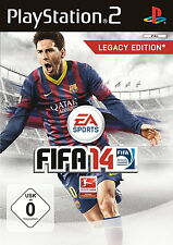 FIFA 14 - Legacy Edition / Playstation 2 PS2 in OVP + Anleitung