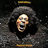 Maggot Brain [LP] by Funkadelic (Vinyl, Jun-2008, 4 Men with Beards)