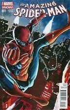 AMAZING SPIDER-MAN 1 VOL 3 RARE POP MHAN VARIANT COVER SUPERIOR NM
