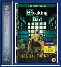 BREAKING BAD - COMPLETE SEASON 5 PART 1   **BRAND NEW DVD **