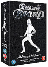 Russell Brand: Menage a Trois DVD (2008) NEW SEALED
