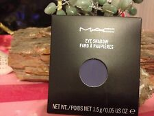 "MAC Eye Shadow REFILL "" NAVAL "" NEW IN BOX FROM PRO STORES ONLY"
