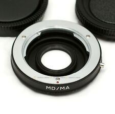 Minolta MD Lens to Sony MA Mount Adapter Infinity focus