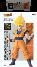 Figurine Dragon Ball Z HQ DX Figure 100% NEUF ♦ Son Goku Super Saiyan 1