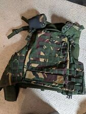 More details for british military woodland dpm osprey tactical body armour vest