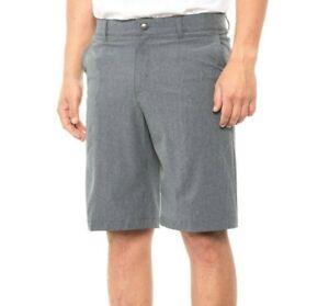 New Adidas Golf Ultimate 365 Shorts Grey Heather Stretch Men's 30 34 36 40  $65