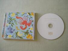 HAROLD BUDD/BILL NELSON & FILA BRAZILLIA Three White Roses & A Budd EP CD single
