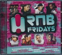 RNB Fridays CD NEW Montell Jordan Jason Derulo