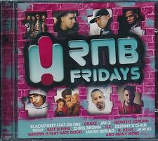 RNB Fridays CD NEW Montell Jordan Jason Derulo