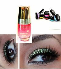 Halloween Kit Itay Mineral Cosmetics Sparkle Bond & 4x Glitters Eye Face Shadow