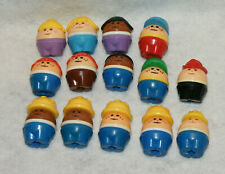 Little Tikes Toddle Tots People/Figures Lot