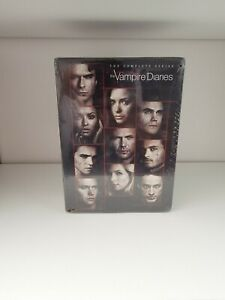 Vampire Diaries: The Complete Series ~ Seasons 1-8 DVD BRAND NEW  Free Shipping