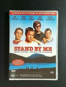 Stand By Me Collector's Edition *New / Sealed - DVD Video