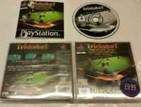 Sony Playstation Game PS1 Trickshot  GREAT DISC