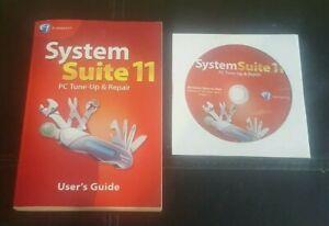 Avanquest System Suite 11 PC Tune-Up Windows XP, Vista, & 7 Version 11