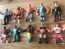 WWE WWF HASBRO Figure 10 Bundle joblots catch rare