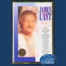 "JAMES LAST "" VIOLINS IN LOVE ""  MUSICASSETTA SIGILLATA PICKWICK   RARO"