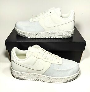 Nike Women's Air Force 1 Crater - Summit White Size 9 NEW CT1986-100