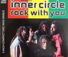 "INNER CIRCLE : ROCK WITH YOU ( 7"" REMIX / 12"" MIX ) - [ CD MAXI ]"