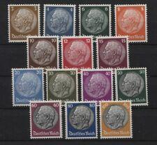 Deutsches Reich 482-495 postfrisch 489 und 491 BPP-geprüft (B03745)