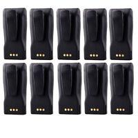 10x NNTN4496 NNTN4497 Battery for Motorola CP360 CP380 CP150 CP200 PR400 EP450