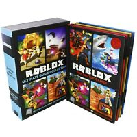 Roblox Ultimate Guide 3 Books Children Collection Hardback By David Jagneaux