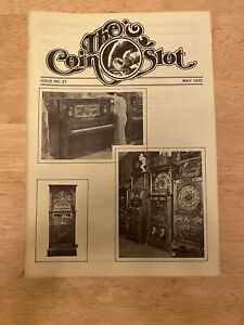 The Coin Slot Guide Catalog Issue No. 51 May 1979