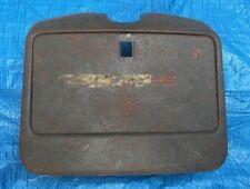 Glovebox and door for Vespa PX (EFL/MY/T5), genuine Piaggio, NOS