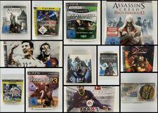 Sony Playstation 3 Spiele - Auswahl - PS3 Spiel - Games - Klassiker - FIFA uvm.