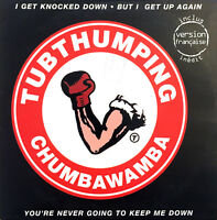 Chumbawamba ‎CD Single Tubthumping - France (VG/VG)