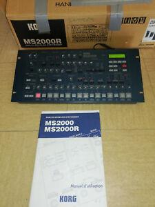 Korg MS2000 R