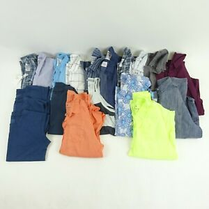 FRANK & EILEEN Wholesale Lot of 60 Mens Medium Clothing Tops Shirts All NEW