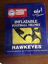 Hawkeyes Inflatable Football Helmet