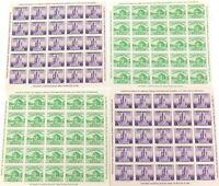 ".1933 CHICAGO USA 4 x IMPERF. MINT HIGH GRADE MINI SHEETS. ""CENTURY of PROGRESS"""
