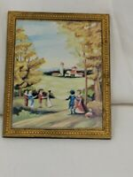 Vintage One Petite Princess Miniature Dollhouse Fantasy Furniture Picture Only
