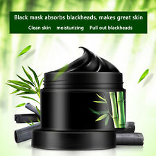 Blackhead Spot Remove Facial Mask Carbon Charcoal Face Mask Acne Pimple