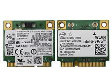 New INTEL WiFi Link 5100 512AN_HMW A/G/N Dual Band WiFi WLAN Half Mini PCIe Card