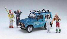 Hasegawa 1/24 Suzuki JIMNY Ski Version Plastic Model Kit 20476
