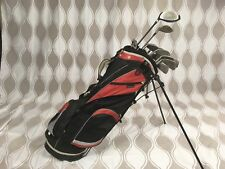 Beginner Yamaha Golf Club Set With Ram Golf Bag, Golf Balls And Tees, Used