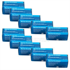 10 Bags No.2 Dental Digital X-Ray ScanX Barrier Envelopes for Phosphor Plate