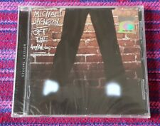 Michael Jackson ~ Off The Wall ( Special Edition ) ( Malaysia Press ) Cd
