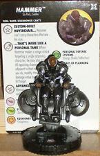 HeroClix Marvel Deadpool and X-Force #059a Hammer