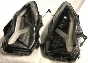2012-2016 OEM Lamborghini Aventador LP700 Left & Right Headlight Head Light Lamp