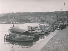 CASSIS c. 1935 - Barques au Port  Bouches-du-Rhône - DIV 7354