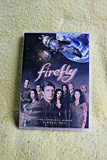 New/Sealed 4 Dvd Set! Firefly The Complete Series! Joss Whedon Sci Fi Series!