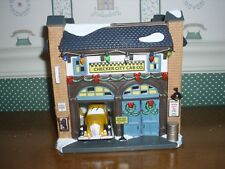 Dept.56 -Christmas In The City-Checkered City Cab Co.-New In Box