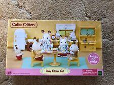 Calico Critters Kozy Kitchen Set