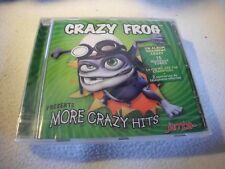 Crazy Frog - More Crazy Hits CD - OVP