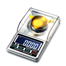 High Precision Digital Jewelry Gold Scale Lab Analytical Balance 50g/0.001g